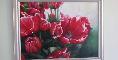 Bowral Tulips by Sylvia Stanford